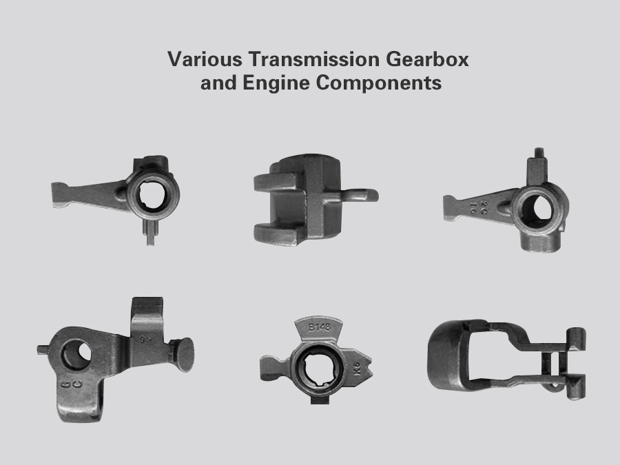 Various-Transmission-Gearbox