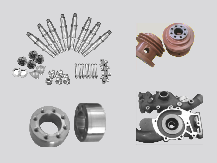 Other machining parts